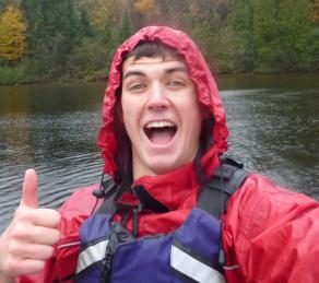 kayak headshot
